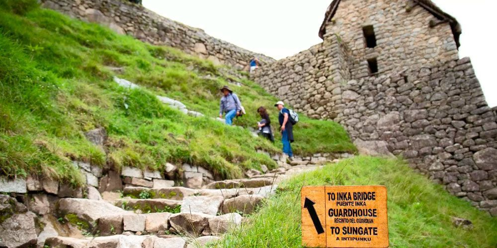Choquequirao Trek to Machu Picchu 8 days, Choquequirao Hiking