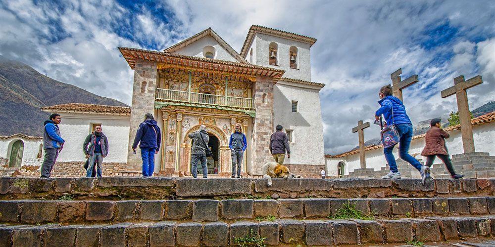 South Valley Tour Cusco | Tipon Pikillacta Andahuaylillas Half Day