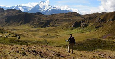 Ancascocha Trek to Machu Picchu 5 Days / 4 Nights - Ancascocha Trek