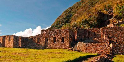 Choquequirao Trek 4 Days / 3 Nights - Choquequirao Trek